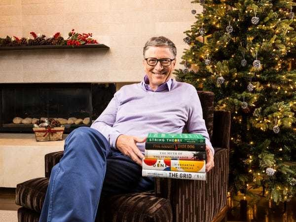 The 10 best books about technology, according to Bill Gates - Business Insider