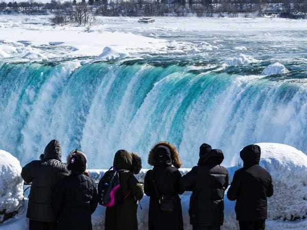10 of the world's most breathtaking waterfalls - Business Insider