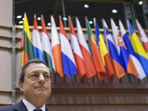 Investment banks eye potential trading boost from ECB stimulus