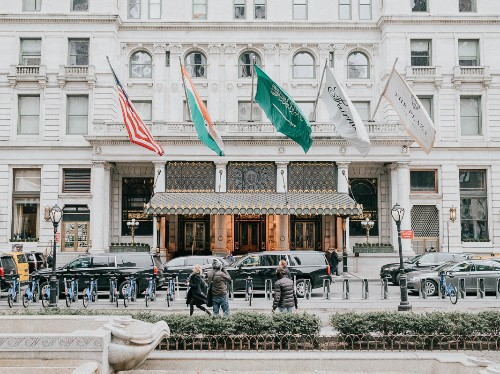 The Plaza Hotel — Inside New York's most iconic and luxurious hotel