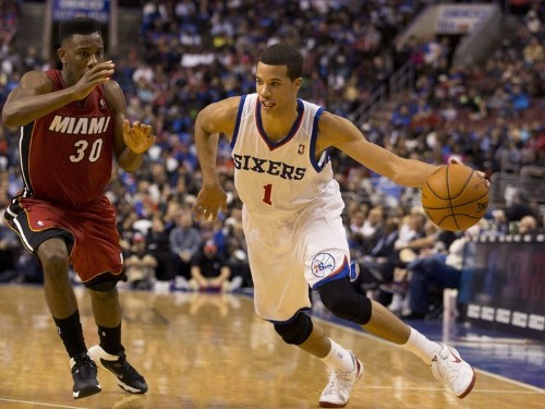 76ers Star Rookie Point Guard Won't Be Able To Spend Any Of His Salary For 3 Years