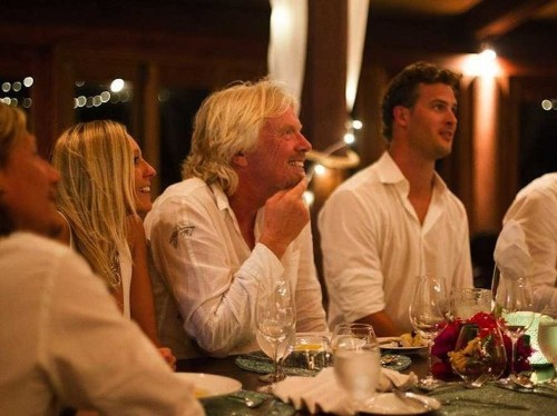 Richard Branson Explains Why He Stopped Eating Beef