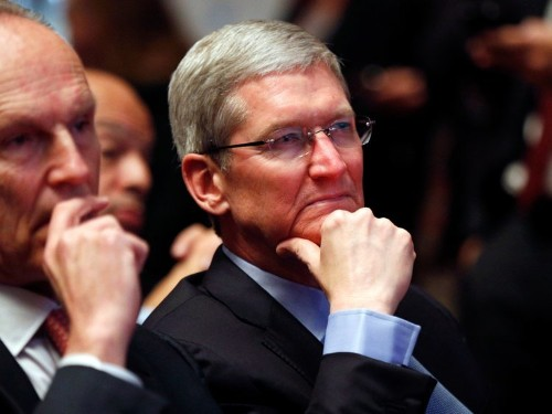Even CEO Tim Cook is suggesting Apple could be forced to build a 'surveillance OS'