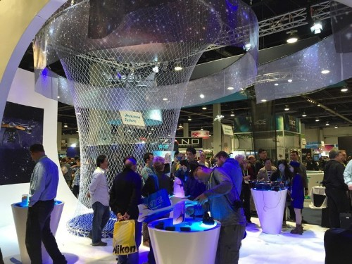 How People Are Allowed To Fly Drones Indoors At CES