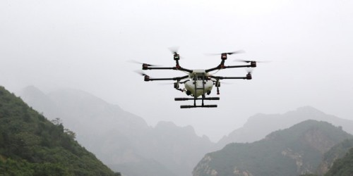 Drinking and droning is now illegal in New Jersey