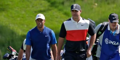 Brooks Koepka spurned Tiger Woods' offer for a practice round