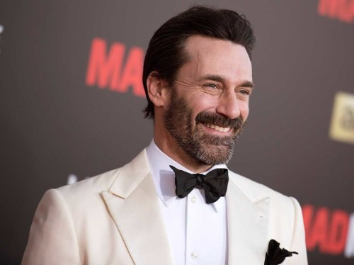Jon Hamm accused of violent fraternity hazing while he was a student at the University of Texas