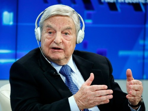 GEORGE SOROS: The world is running into something it doesn't know how to handle