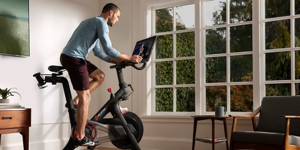 Peloton surges 11% to another record as new biggest bull JPMorgan says the stock can soar 18% from current levels (PTON)
