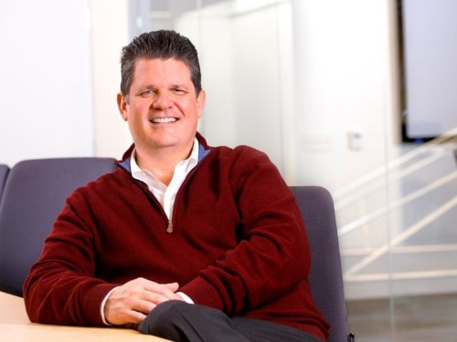 How the CIO of a $39 billion pharmaceutical company is quietly changing the tech-startup world