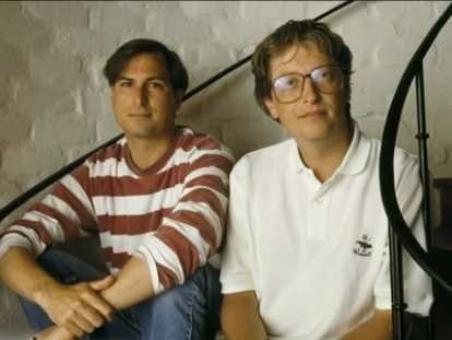 Bill Gates Gets Emotional Talking About His Last Visit With Steve Jobs