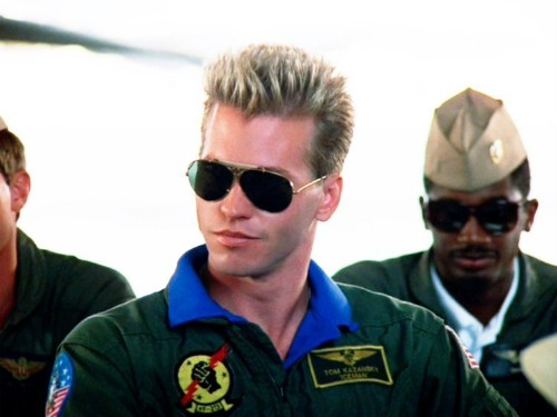 Val Kilmer confirms he's back for 'Top Gun 2' in Facebook post, starts other sequel rumors