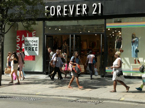 Forever 21, PG&E among biggest bankruptcies of the year