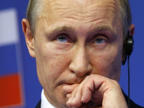 Vladimir Putin Nominated For Nobel Peace Prize