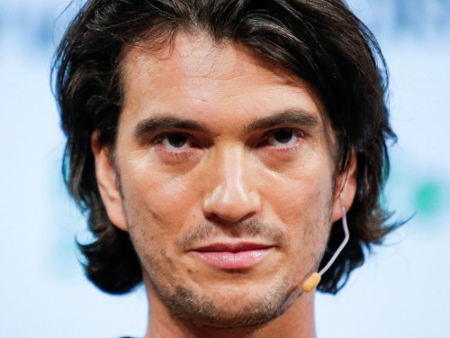 Ahead of IPO, report of WeWork cofounder Adam Neumann stock sales, loans