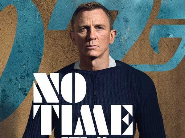 9 details you missed in the new James Bond 'No Time to Die' trailer - Business Insider