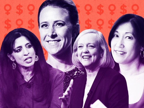 Richest self-made women in US tech: Sheryl Sandberg, Safra Catz, etc.