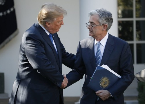 Trump calls Fed officials 'Boneheads' as he demands zero or negative interest rates