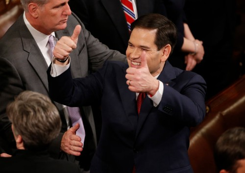 Marco Rubio isn't talking about one of his most effective ideas