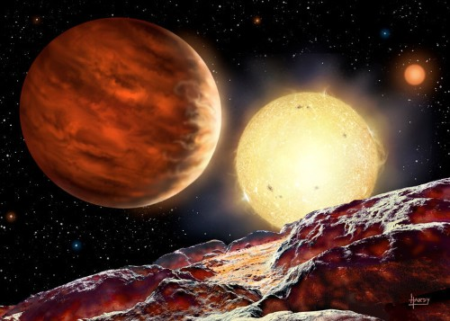 15-year-old makes the epic discovery of a new planet that's 1,000 light-years from Earth