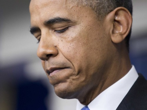 Here's The Full Text And Video Of Obama's Speech On Trayvon Martin
