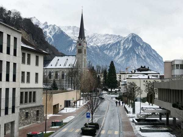 Liechtenstein's only billionaire is worth half the nation's GDP - Business Insider