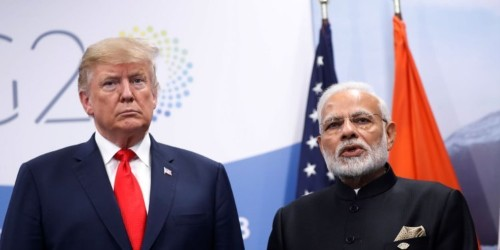 India denies Trump's claim Modi asked for help with Kashmir conflict