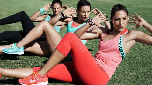 Nike's secret to becoming one of the world's most glamorous shoe brands