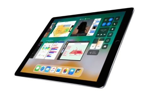 How to download files on an iPad to specific apps