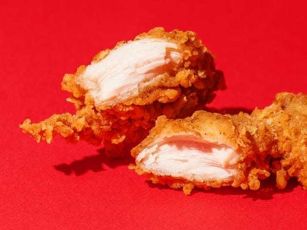 Popeyes' fried chicken better than KFC, Chick-fil-A, fans say - Business Insider