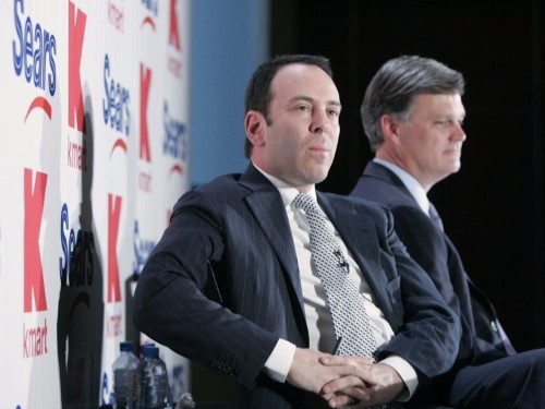 Sears is reportedly betting on a lifeline from its controversial former CEO to keep it from liquidating in the next few weeks