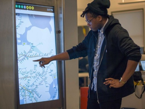 New York City Subways Are Getting A New Touchscreen Network