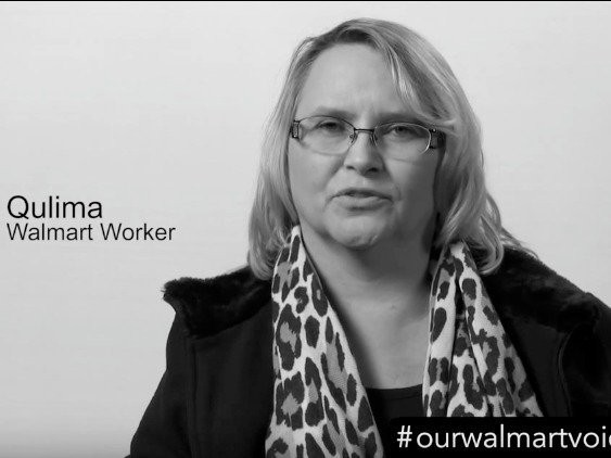 Wal-Mart workers bash the retailer and say they feel 'disposable' in a powerful national commercial
