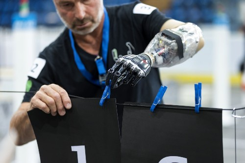 The 'bionic Olympics' offers a glimpse of our enhanced future