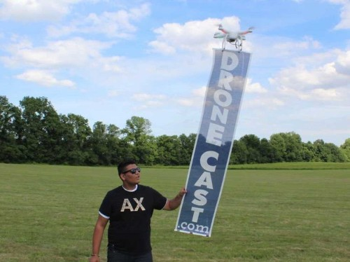 These Drone-Based Advertisements Were Super Cool And Only A Little Creepy