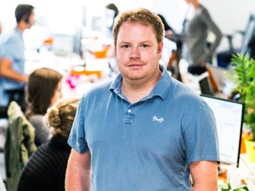 The $4.5 billion startup Zenefits has lost half of its value after missing sales goals