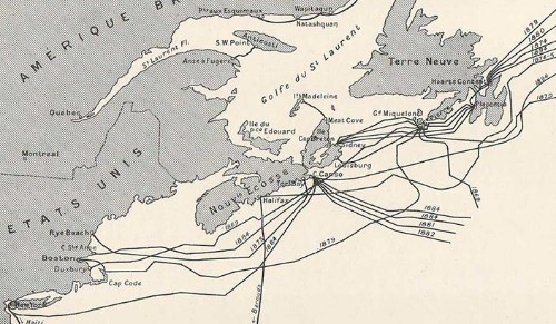 MAPPED: The world's network of undersea cables