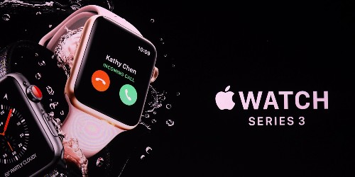 The new Apple Watch has its own cellular connection — here's how it works