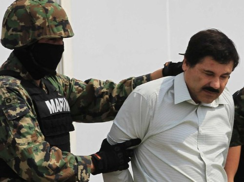 How Mexican Marines Captured The World's Most Notorious Drug Kingpin