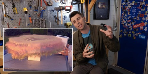 A former NASA engineer made an explosive glitter bomb to shock parcel thieves, and dedicated it to Kevin from 'Home Alone'