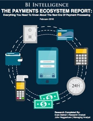Understand the payments industry in one hour with this report