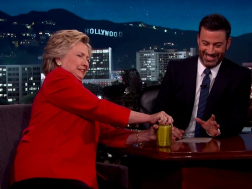 Clinton responds to health questions: I feel like the campaign 'has entered an alternate universe'