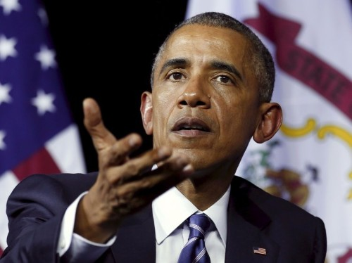 Obama perfectly explains the point of the phrase 'black lives matter'
