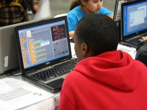 This computer language is teaching kids to code