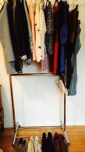 I tried the popular 'capsule wardrobe' and whittled my closet down to just 30 items — here's why I'm never looking back