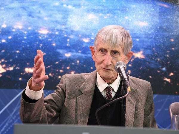 Freeman Dyson interview - Business Insider
