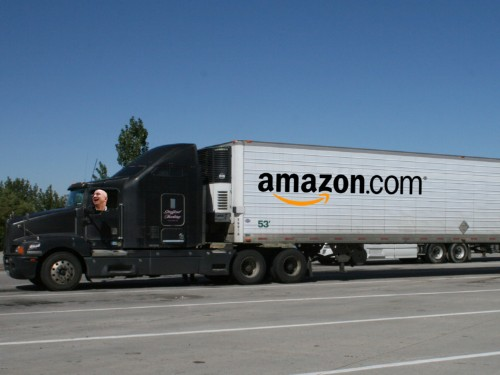 Amazon to delivery companies: Yes, we're building our own service but don't worry