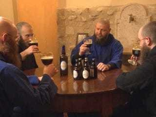 Italian monks get in on craft beer craze with own label - Business Insider