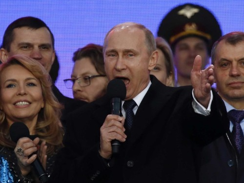 Putin has turned Russia into a ticking time-bomb only he can defuse