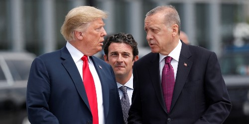 Turkey's authoritarian leader is walking all over the United States thanks to Trump - Business Insider